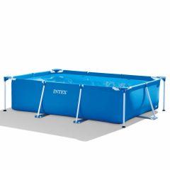 INTEX™-Metal-Frame-Pool---260-x-160-cm