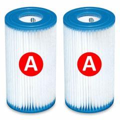 INTEX™-filtercartridge-type-A---2-stuks-