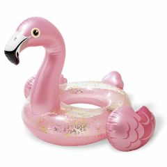 INTEX™-glitter-flamingo