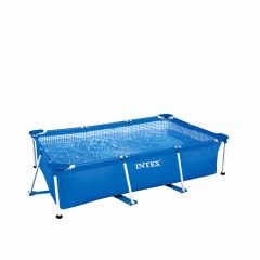 INTEX™-Metal-Frame-Pool---260-x-160-cm
