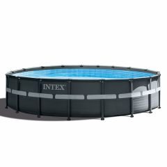 INTEX™-Ultra-XTR-Frame-Pool---Ø-549-cm-(set-incl.-zandfilterpomp)