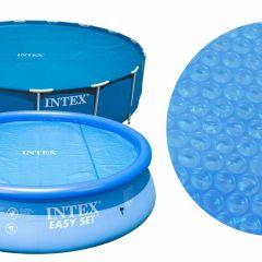 INTEX™-solar-cover-/-isolerend-afdekzeil---Ø-305-cm