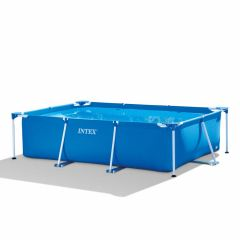 INTEX™-Metal-Frame-Pool---220-x-150-cm