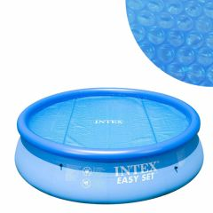 INTEX™-solar-cover-/-isolerend-afdekzeil---Ø-244-cm