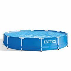INTEX™-Metal-Frame-Zwembad---Ø-366-cm