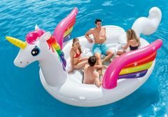 INTEX™-Ride-on-Unicorn-Party-Eiland