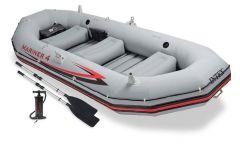 INTEX™-Opblaasboot---Mariner-4-Set