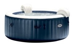 Intex-PureSpa-Bubble-Plus-4-personen---Ø-196-cm