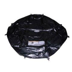 INTEX™ PureSpa afdekzeil zwart - 6pers. octagon spa