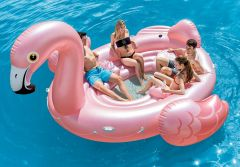INTEX™-Ride-on-Flamingo-Party-Eiland