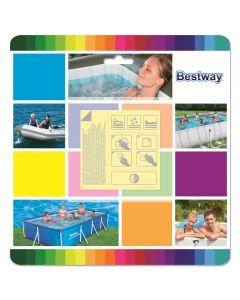 Bestway Reparatieset onderwater