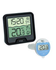 Zwembad Thermometer TFA Dostmann MARBELLA