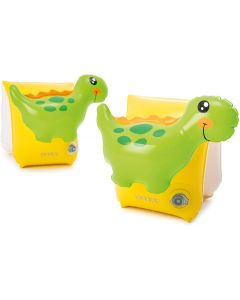 Intex Safe zwembandjes dino