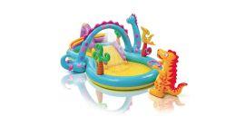 INTEX™ kinderzwembad - Dinoland Play Center (333 x 229 cm)