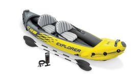 INTEX™-Opblaasboot---Explorer-K2-Set