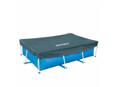 Intex afdekzeil metal frame pool 300 x 200 cm for Intex mini frame pool afdekzeil