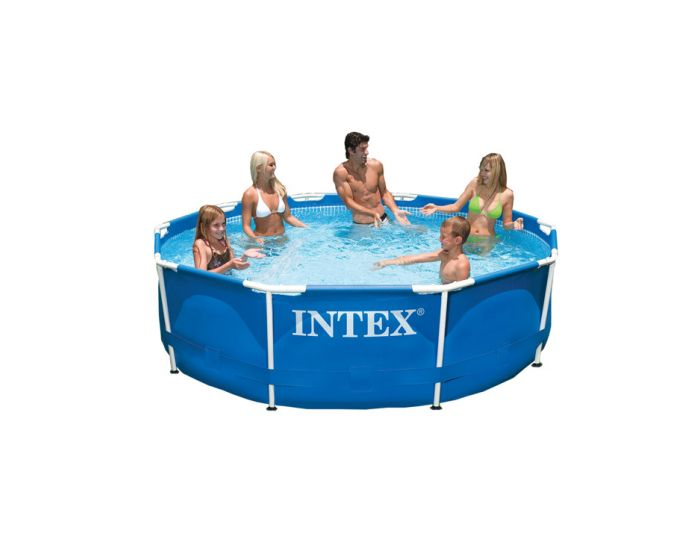 INTEX™ Metal Frame Zwembad - Ø 305 cm