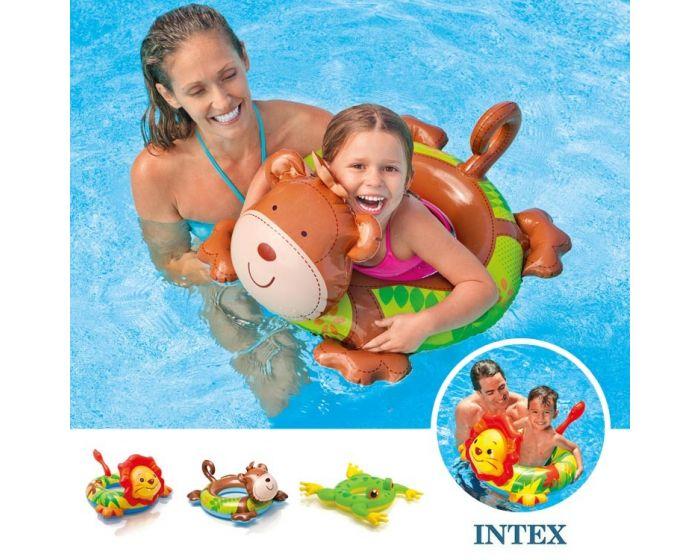 INTEX™ zwemband - Dieren (± Ø 80 cm)
