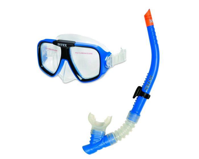 INTEX™ duik/snorkelset - Reef Rider