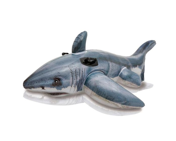 INTEX™ opblaasbare Witte Haai
