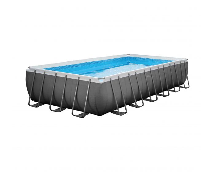 INTEX™ Ultra Frame Pool - 732 x 366 cm (set incl. zandfilterpomp)
