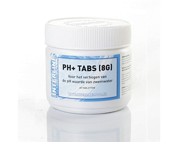 PH-plus tabs 65 stuks 8 gram
