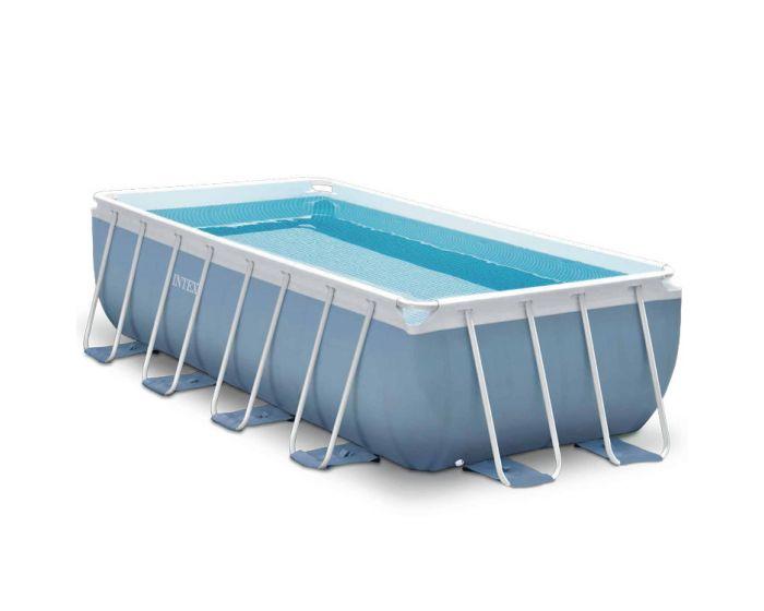 intex prism frame pool 400 x 200 cm. Black Bedroom Furniture Sets. Home Design Ideas