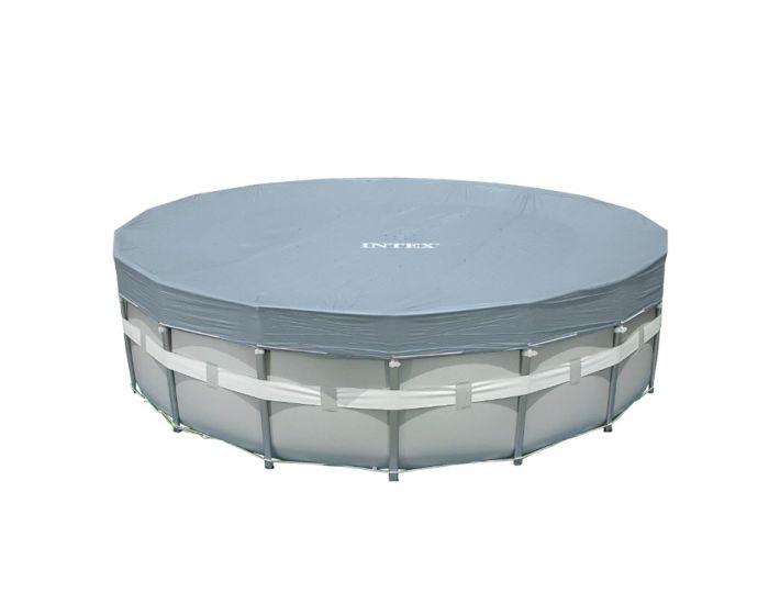 INTEX™ afdekzeil - Ultra Frame Pool - Ø 488 cm