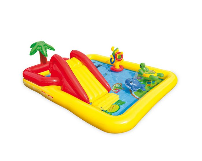 INTEX™ kinderzwembad - Ocean Play Center (254 x 196)