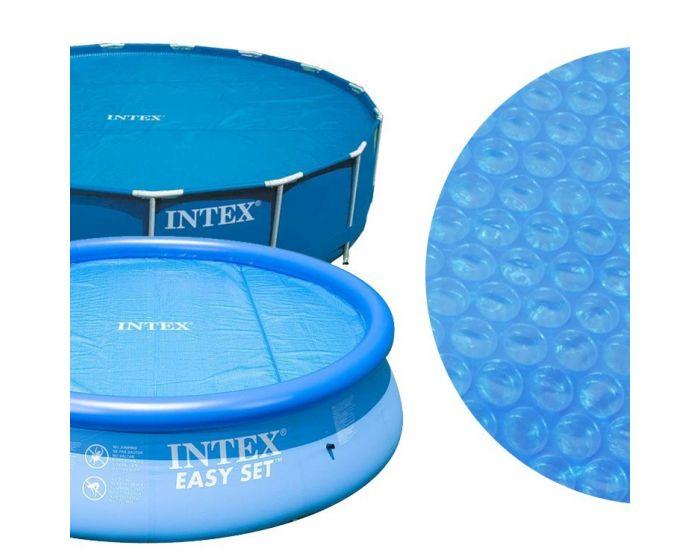 INTEX™ solar cover / isolerend afdekzeil - Ø 457 cm