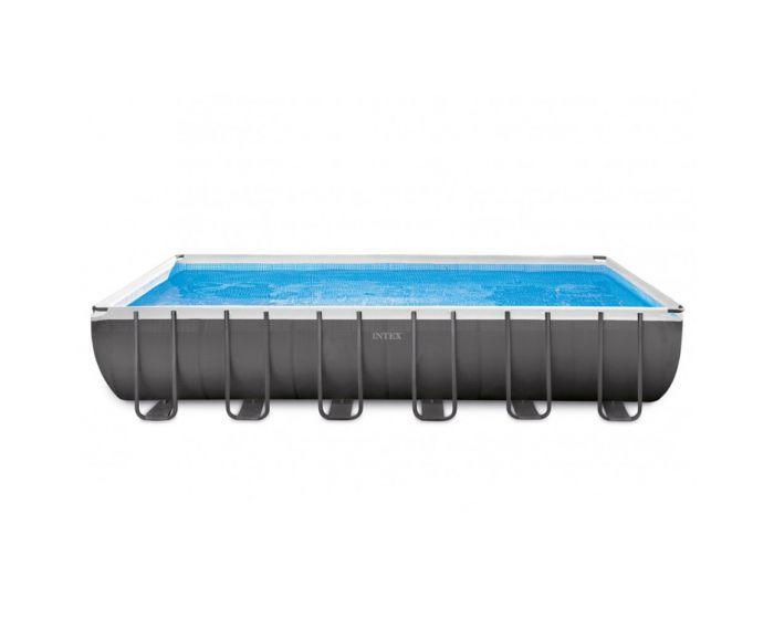 INTEX™ Ultra Frame Pool - 732 x 366 cm (set incl. zandfilterpomp)