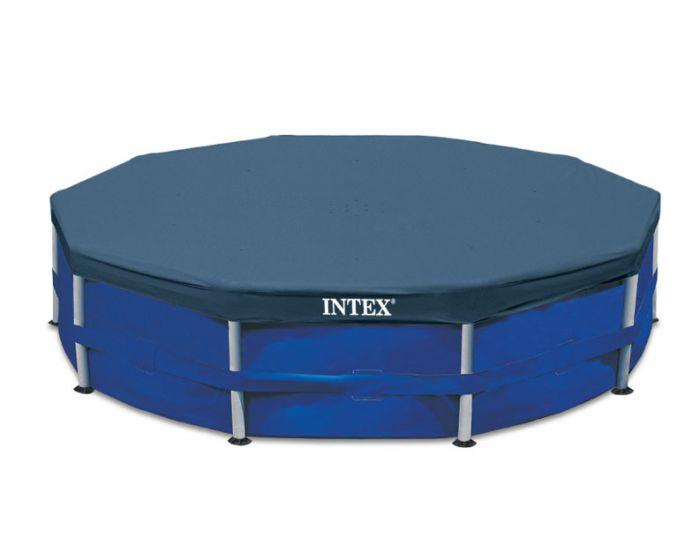 INTEX™ afdekzeil - Metal Frame Pool - Ø 366 cm