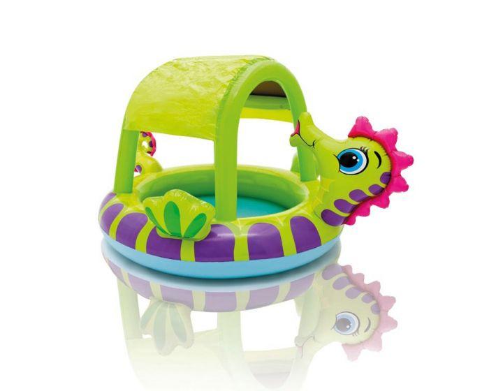 INTEX™ kinderzwembad- Zeepaard (188 X 147 cm)