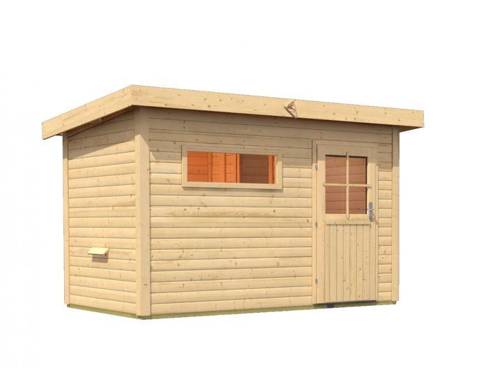 Interline Rauma 1 sauna 337x196x228