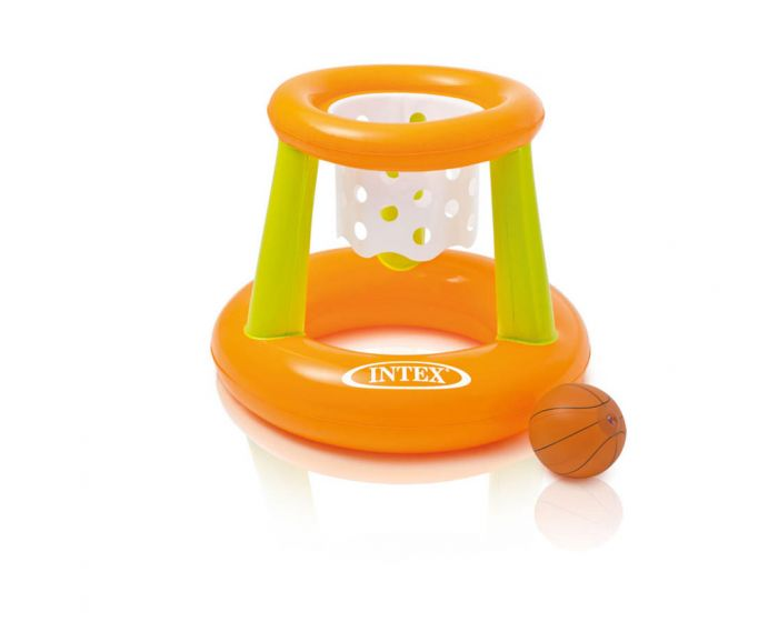 INTEX™ drijvend basketbal spel