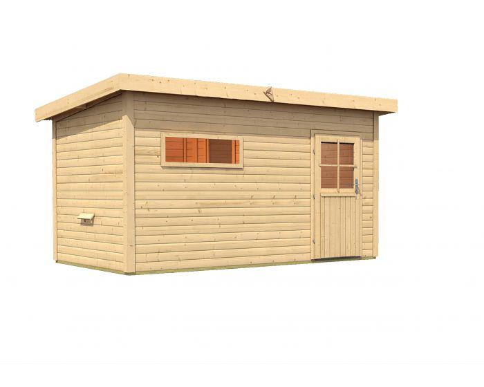 Interline Rauma 3 sauna set 393x231x239 cm