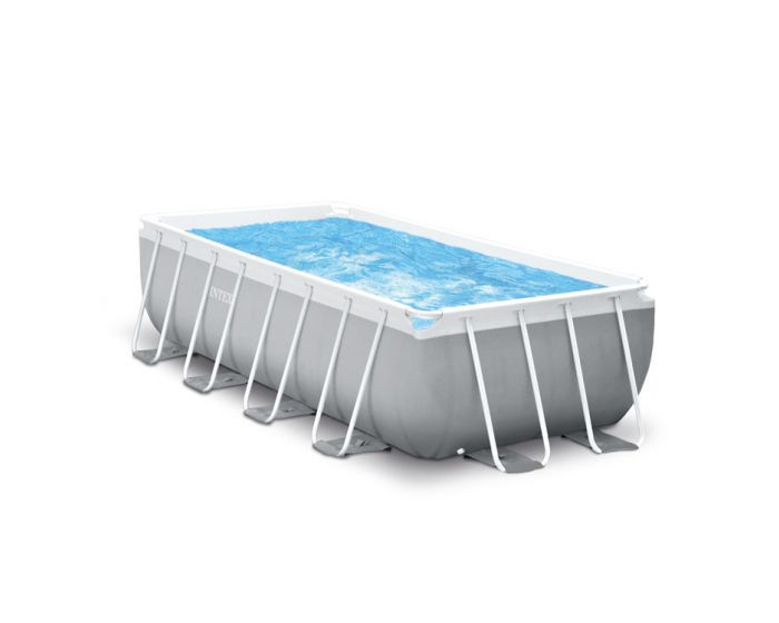 INTEX™ Prism Frame Pool - 488 x 244 cm (set)