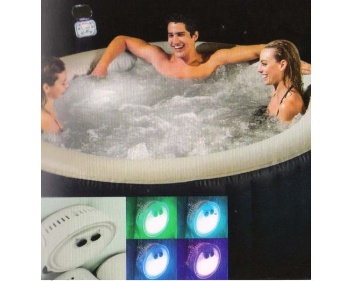 INTEX™ LED verlichting PureSpa Bubble multicolor