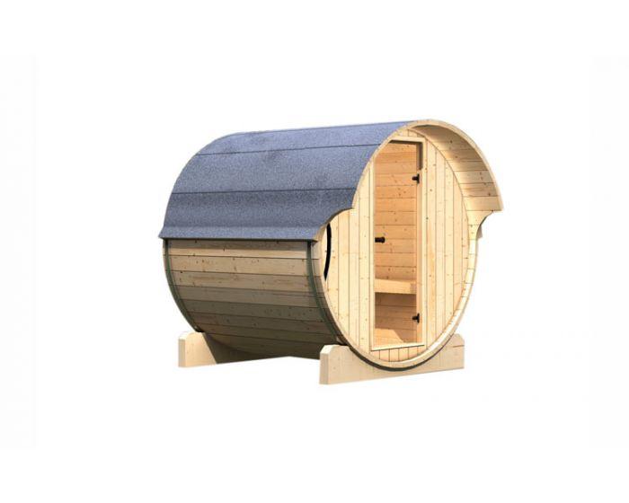 Interline Kotka 1 sauna set 205x174x216