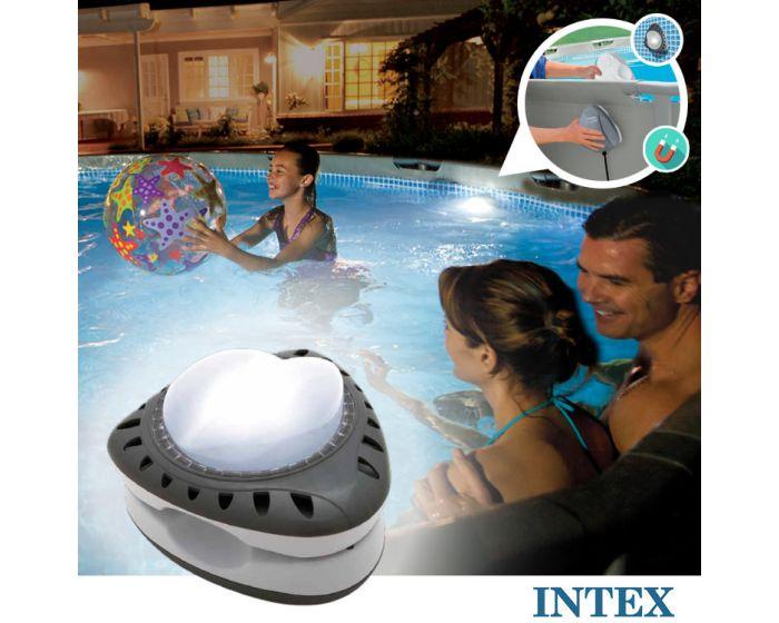INTEX™ magnetische LED verlichting zwembad