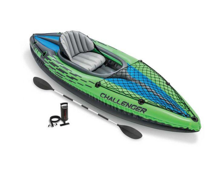 INTEX™ Opblaasboot - Challenger K1 Kayak