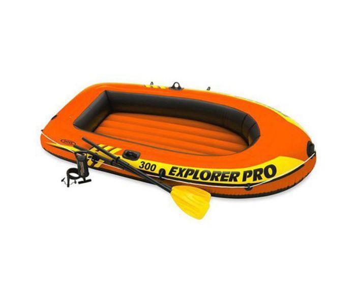 INTEX™ Opblaasboot - Explorer Pro 300
