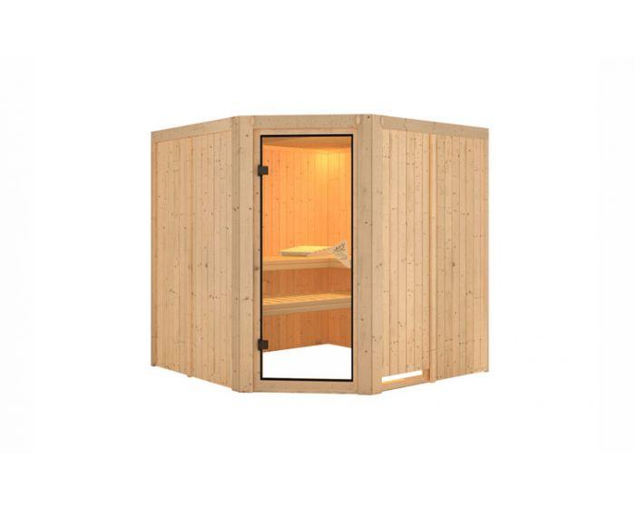 Interline Lautsia sauna 196x196x198