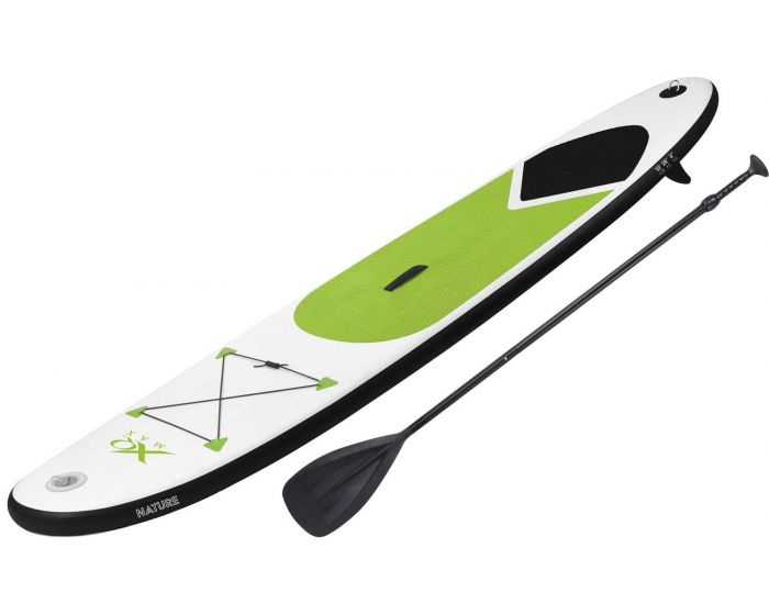 XQmax Opblaasbare stand up paddle board met accessoires
