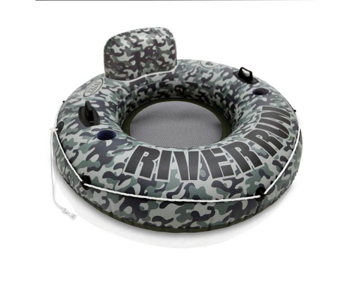 INTEX™ zwemband - Camo River Run 1 (Ø 135 cm)