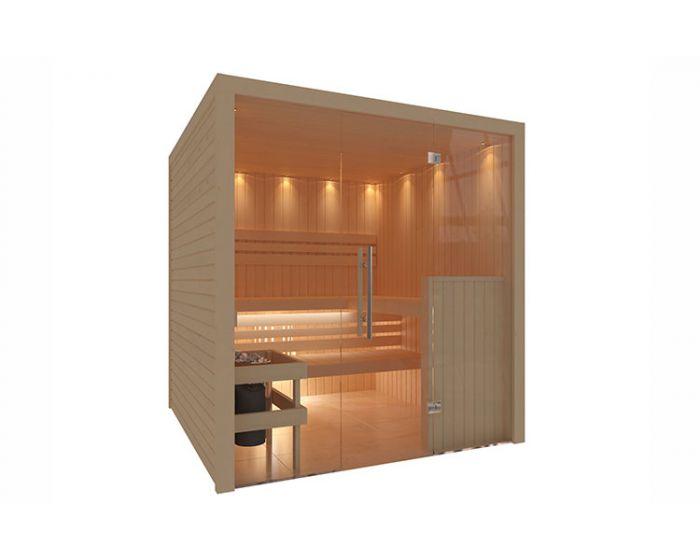 Interline Royal sauna 195x196x204