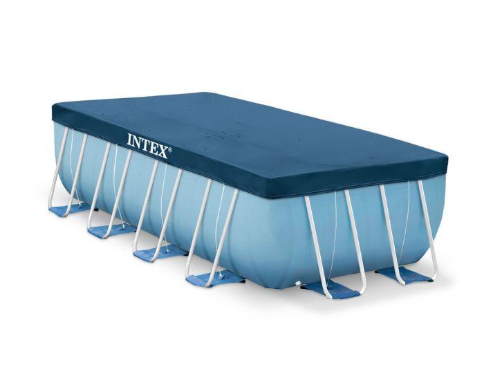 INTEX™ afdekzeil - Prism Frame Pool - 400 x 200 cm