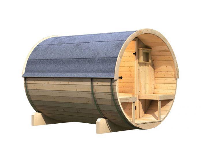 Interline Kotka 2 sauna 205x273x216