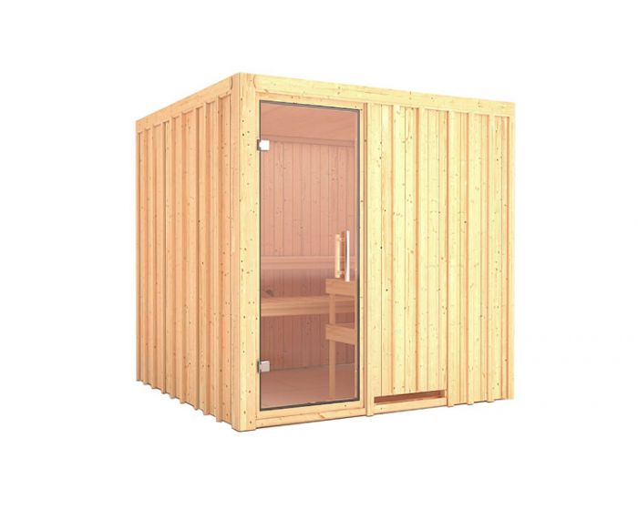 Interline Tolja sauna 200x200x200