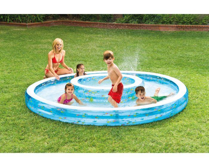 Intex Zwembad Whising Well Pool